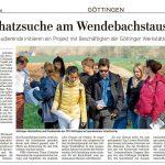 Schatzsuche am Wendebachstausee