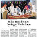 Bericht Adventsmarkt Montag im GT