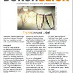 Durchblick Januar-Ausgabe