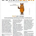 Die April-Ausgabe des Durchblick ist da :-)