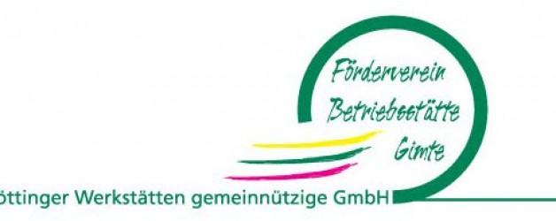 Achtung: Termin verschoben! Jahreshauptversammlung des Fördervereins der Göttinger Werkstätten gemeinnützige GmbH, Betriebsstätte Gimte e. V.